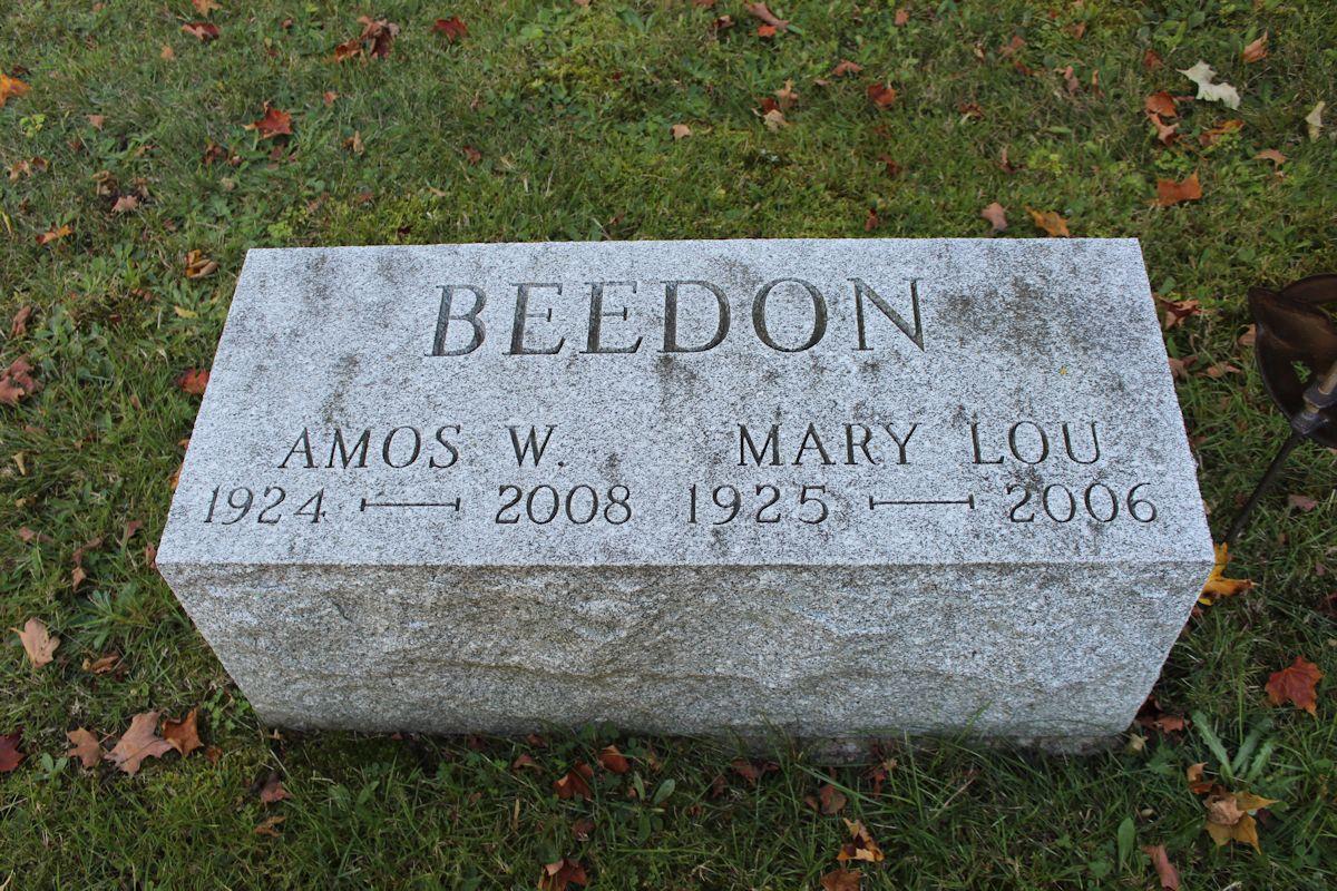 Mary Lou <i>Brannigan</i> Beedon