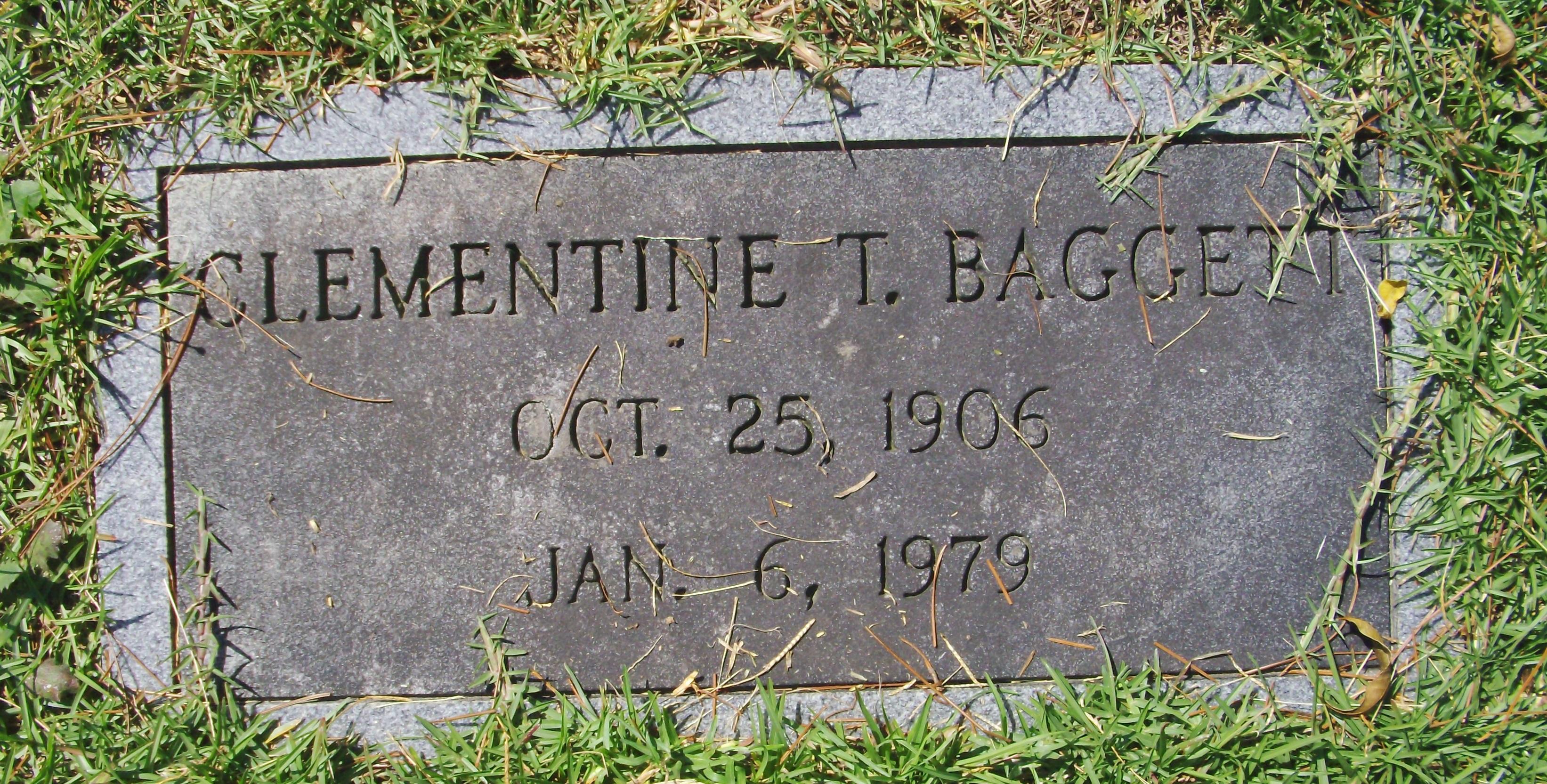Clementine <i>Tart</i> Baggett