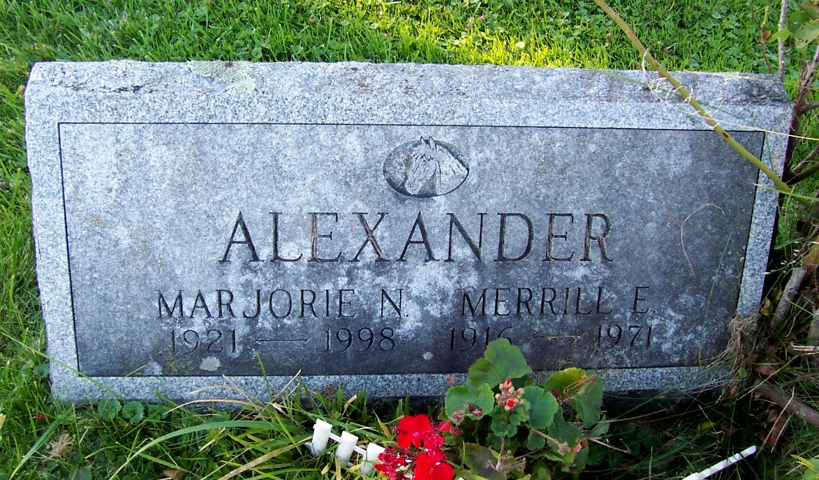 Marjorie May <i>Niles</i> Alexander