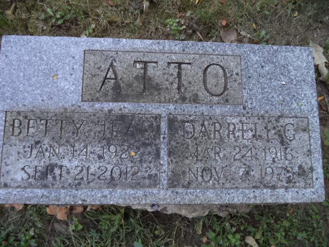 Darrell G. Atto