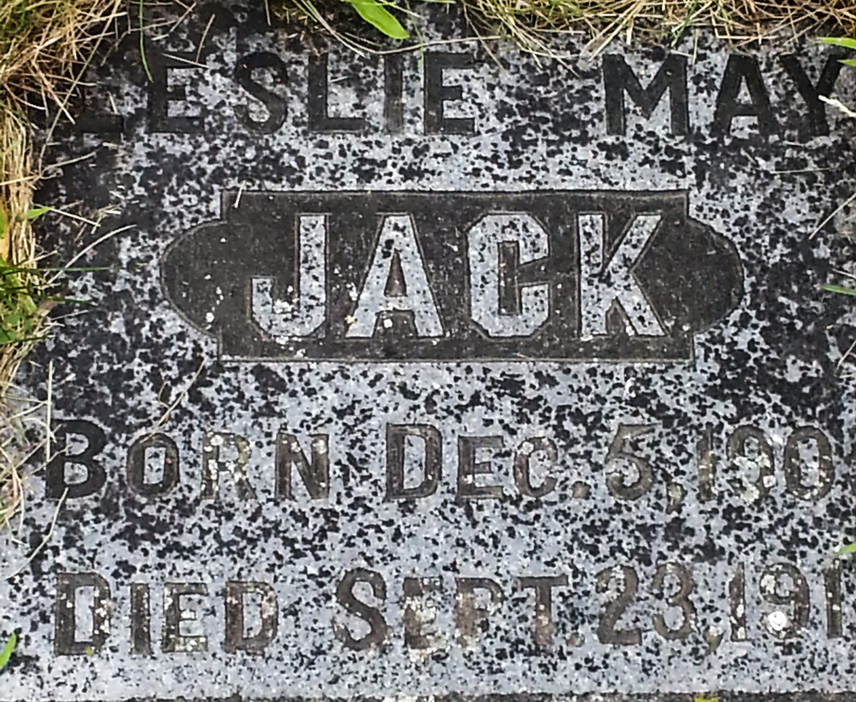 Leslie May Jack