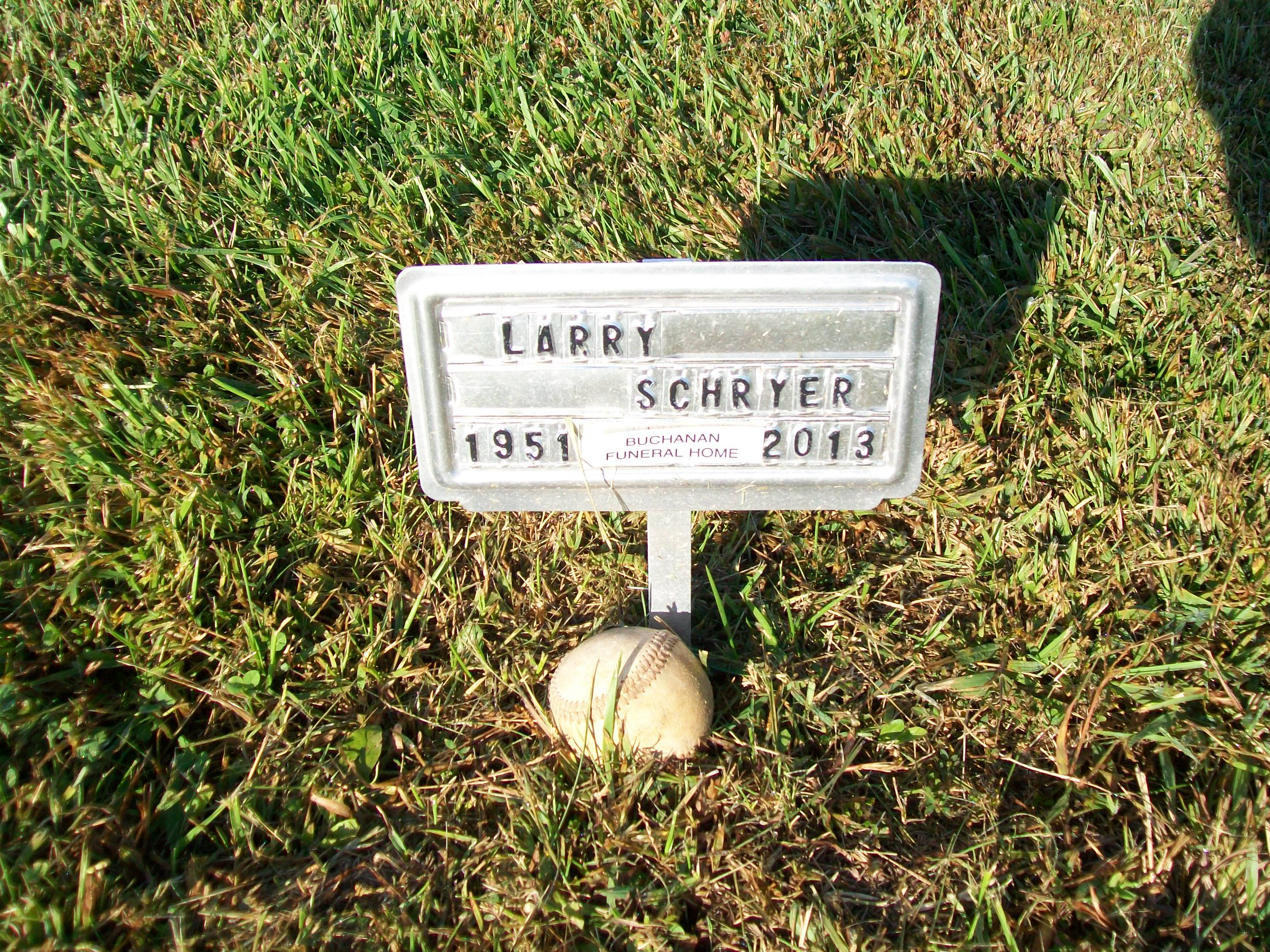 Lawrence Schryer Find A Grave Memorial