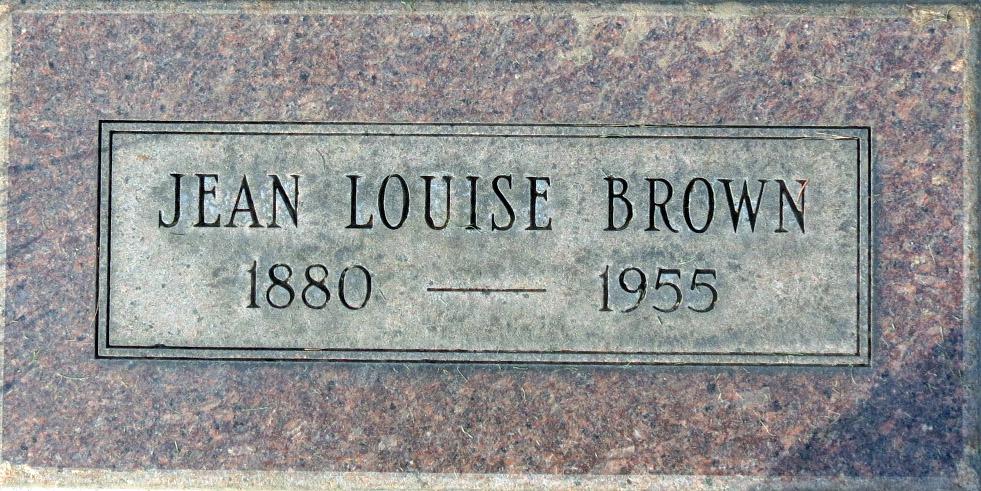 Jean Louise <i>Snyder</i> Brown