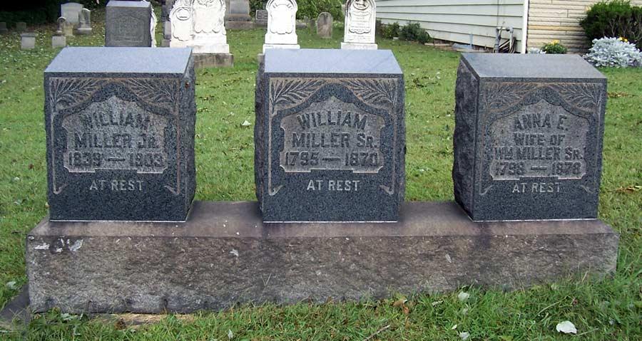 Mrs Anna E Miller