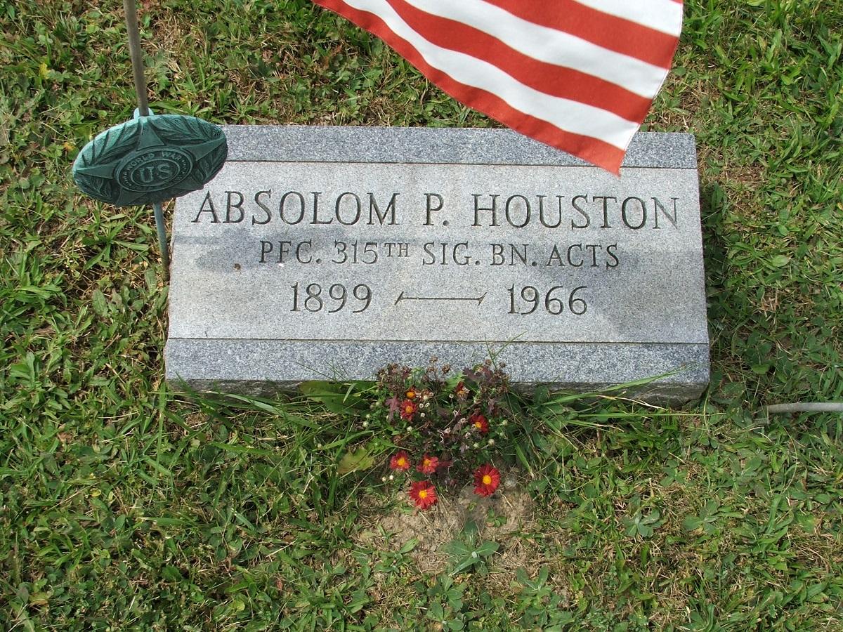 Absolom P. Abs Houston