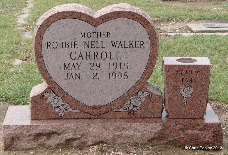 Robbie Nell <i>Walker</i> Carroll