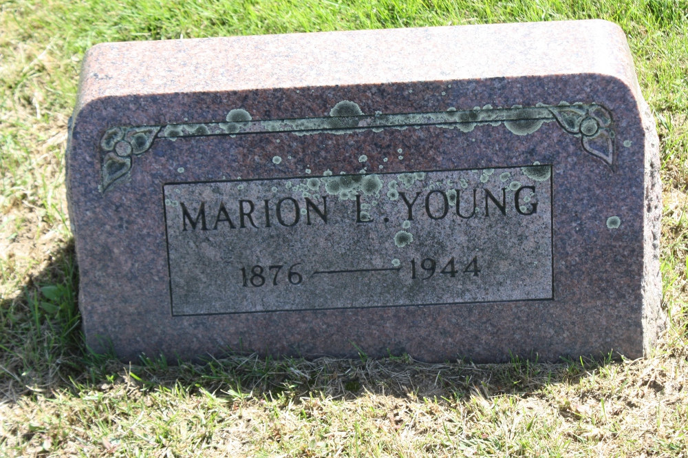 Marion Louise Young