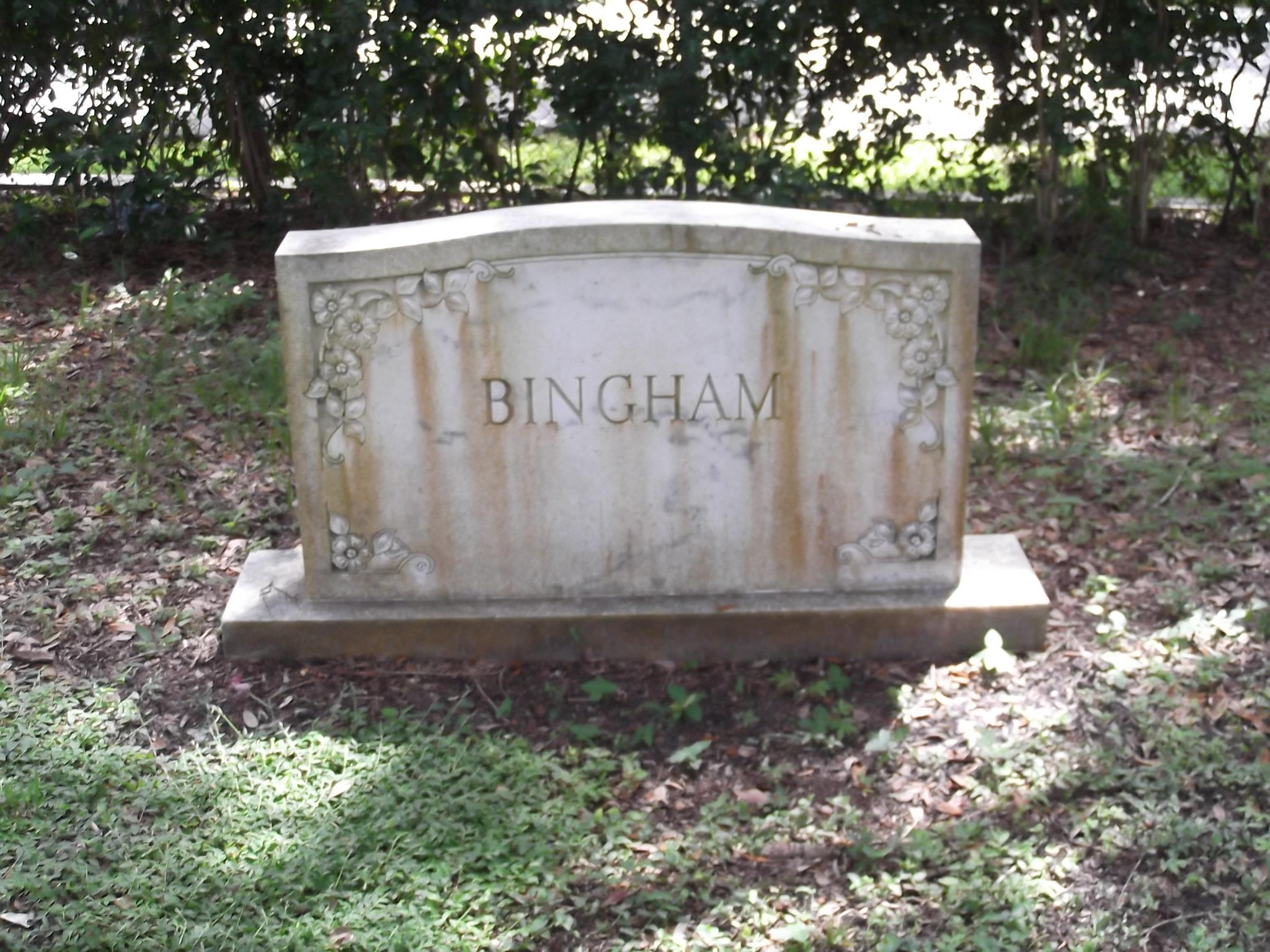 Virginia <i>Dolan</i> Bingham