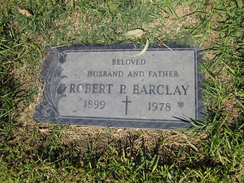 Robert Porter Barclay