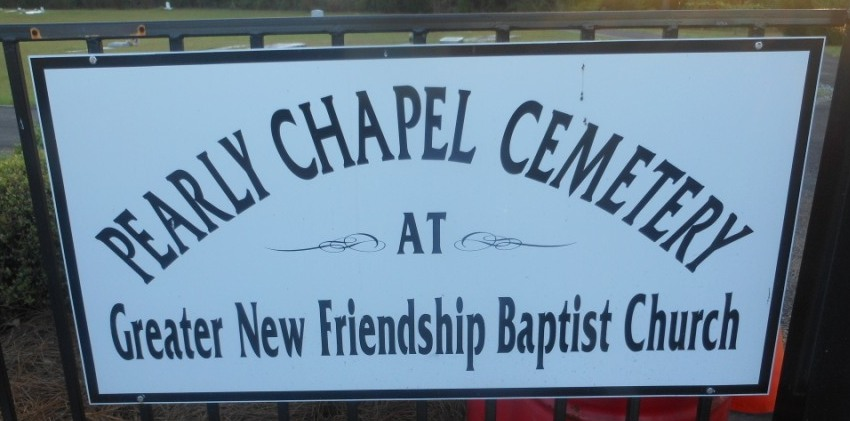 Pearly Chapel Cemetery