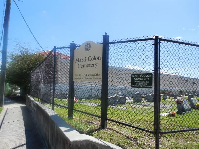 Marti-Colon Cemetery