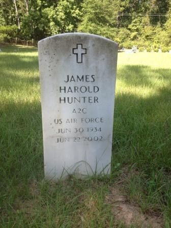 James Harold Hunter
