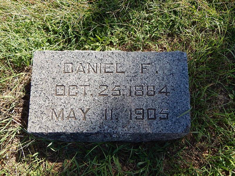 Daniel F Carmichael