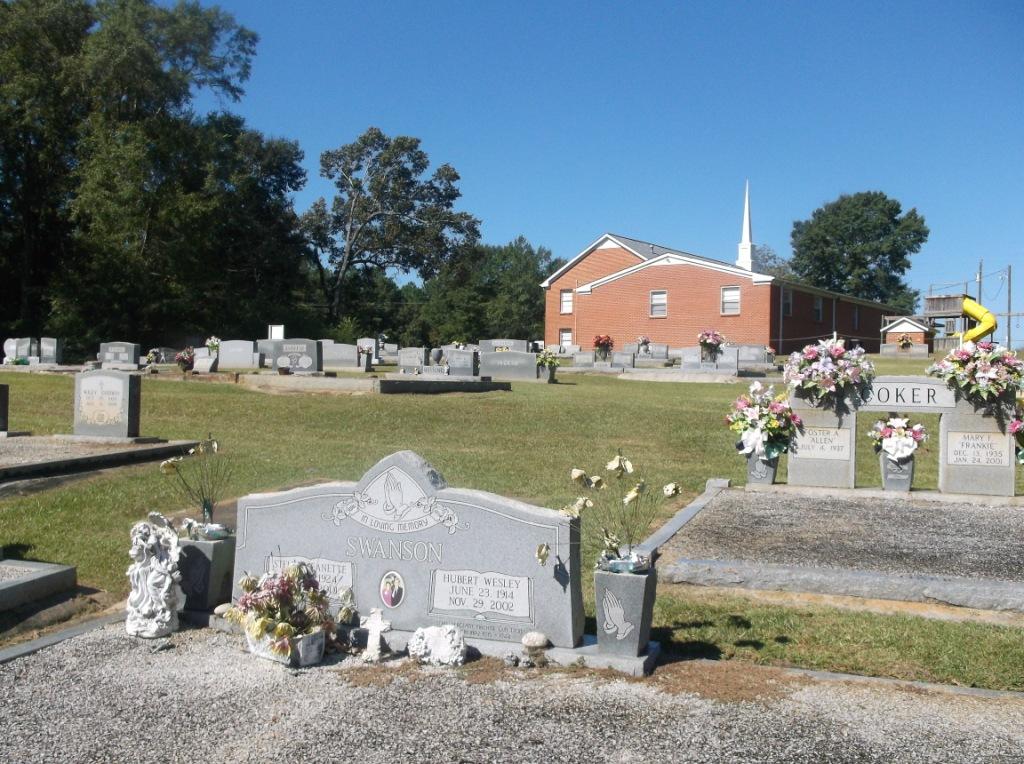 Rawls Baptist Church Cemetery