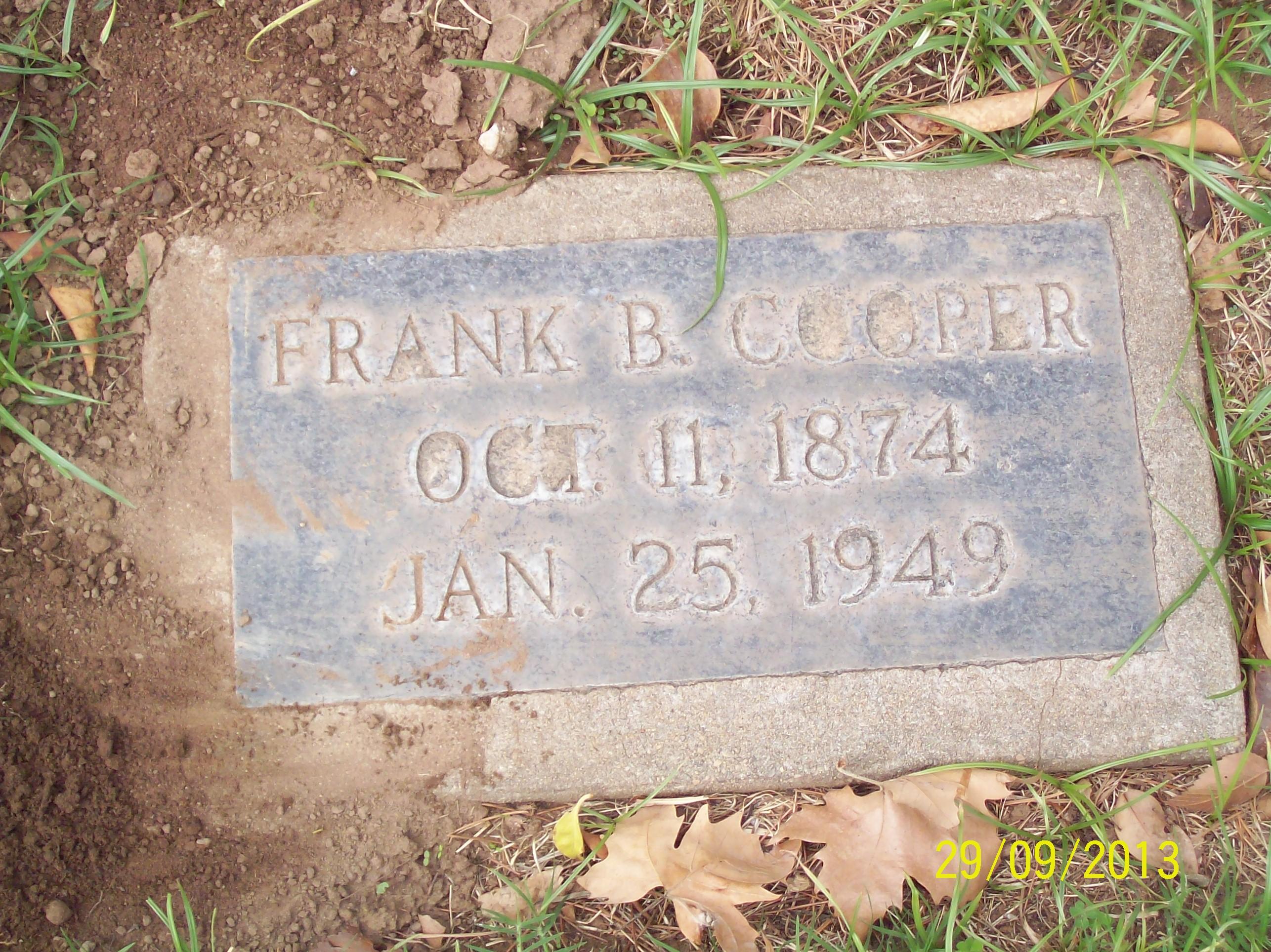 Frank B. Cooper