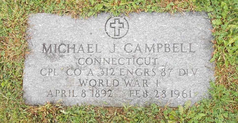 Michael J Campbell
