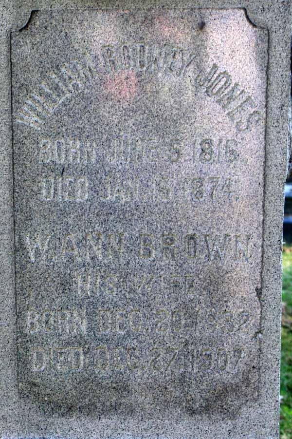 William Rodney Jones