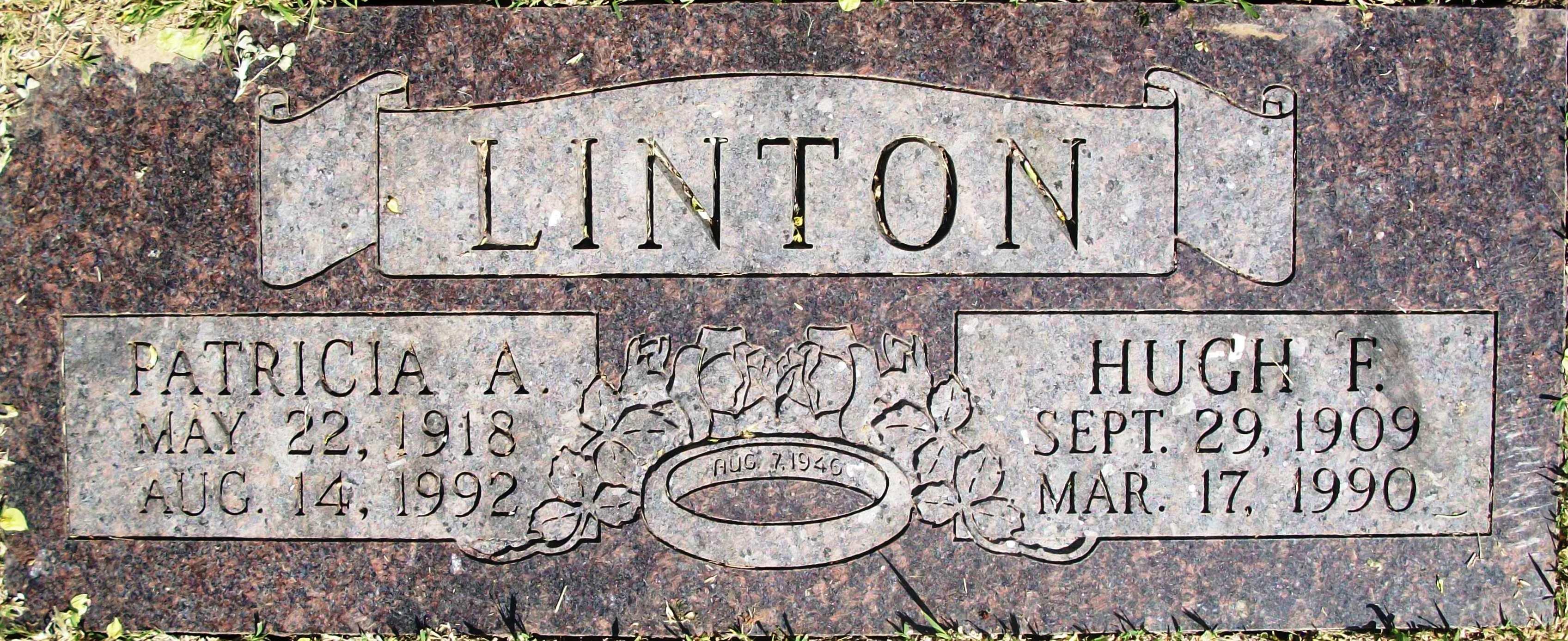 Patricia Adeline <i>Taylor</i> Linton