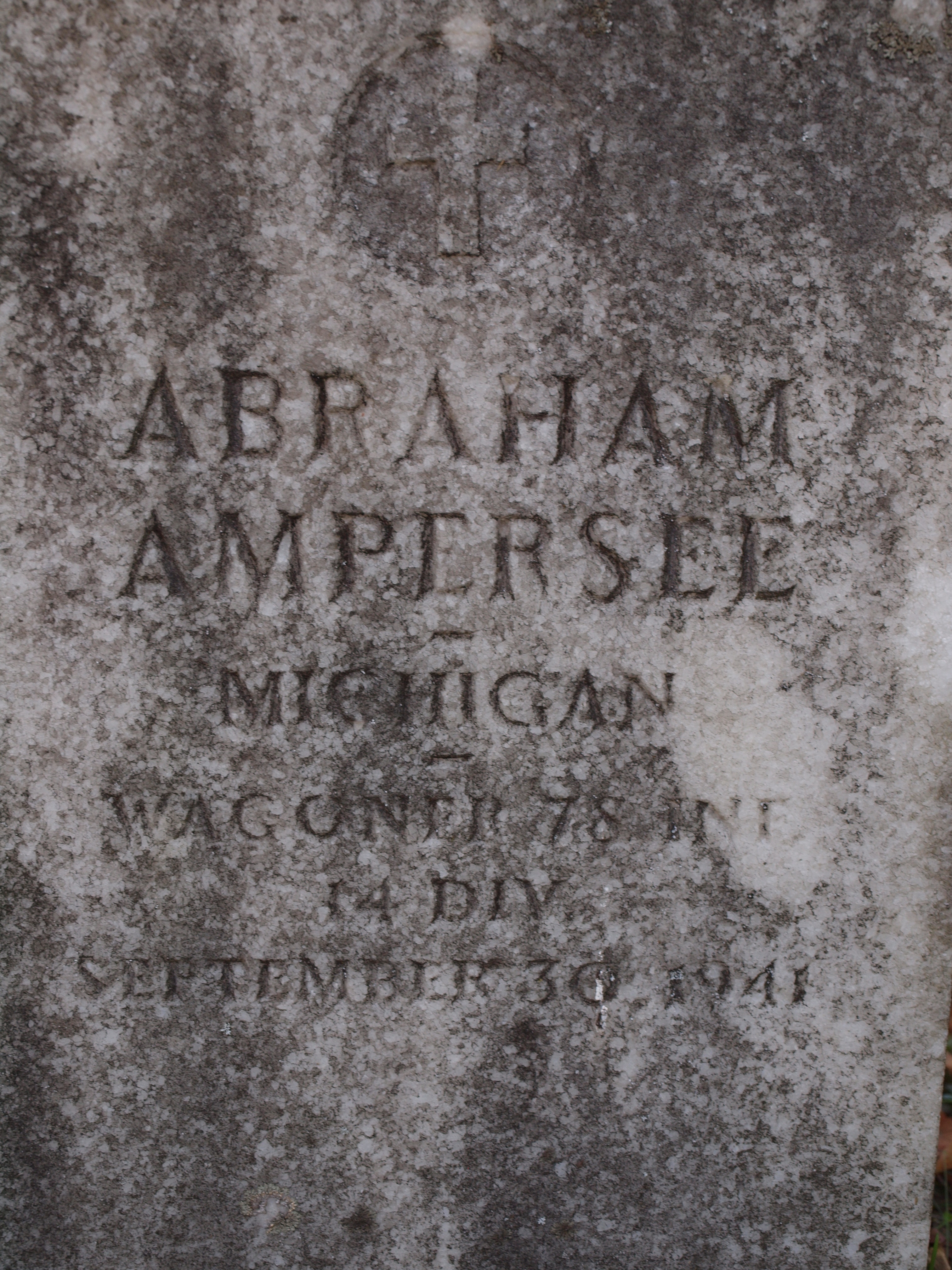 Abraham Ampersee