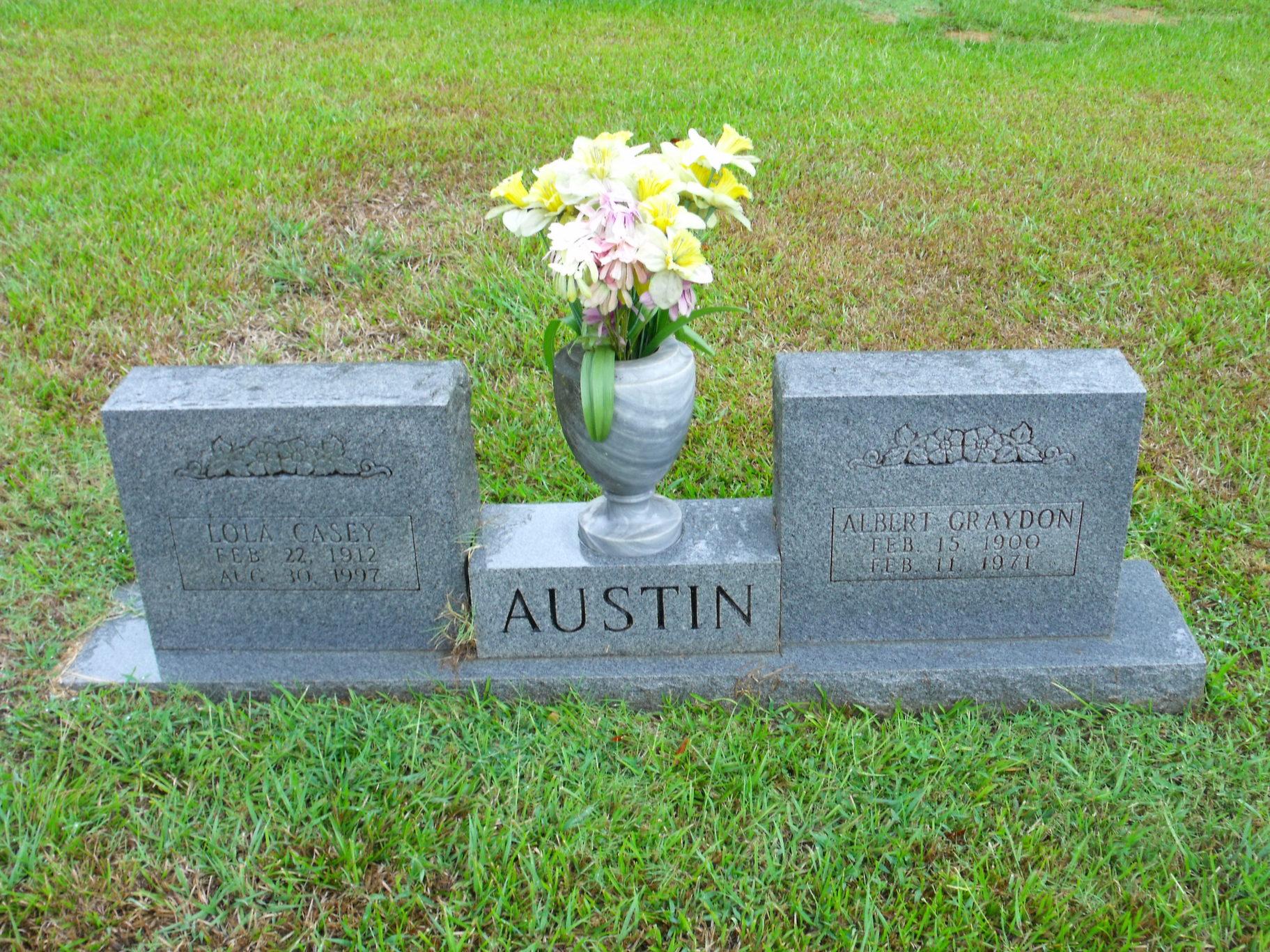 Albert Graydon Austin