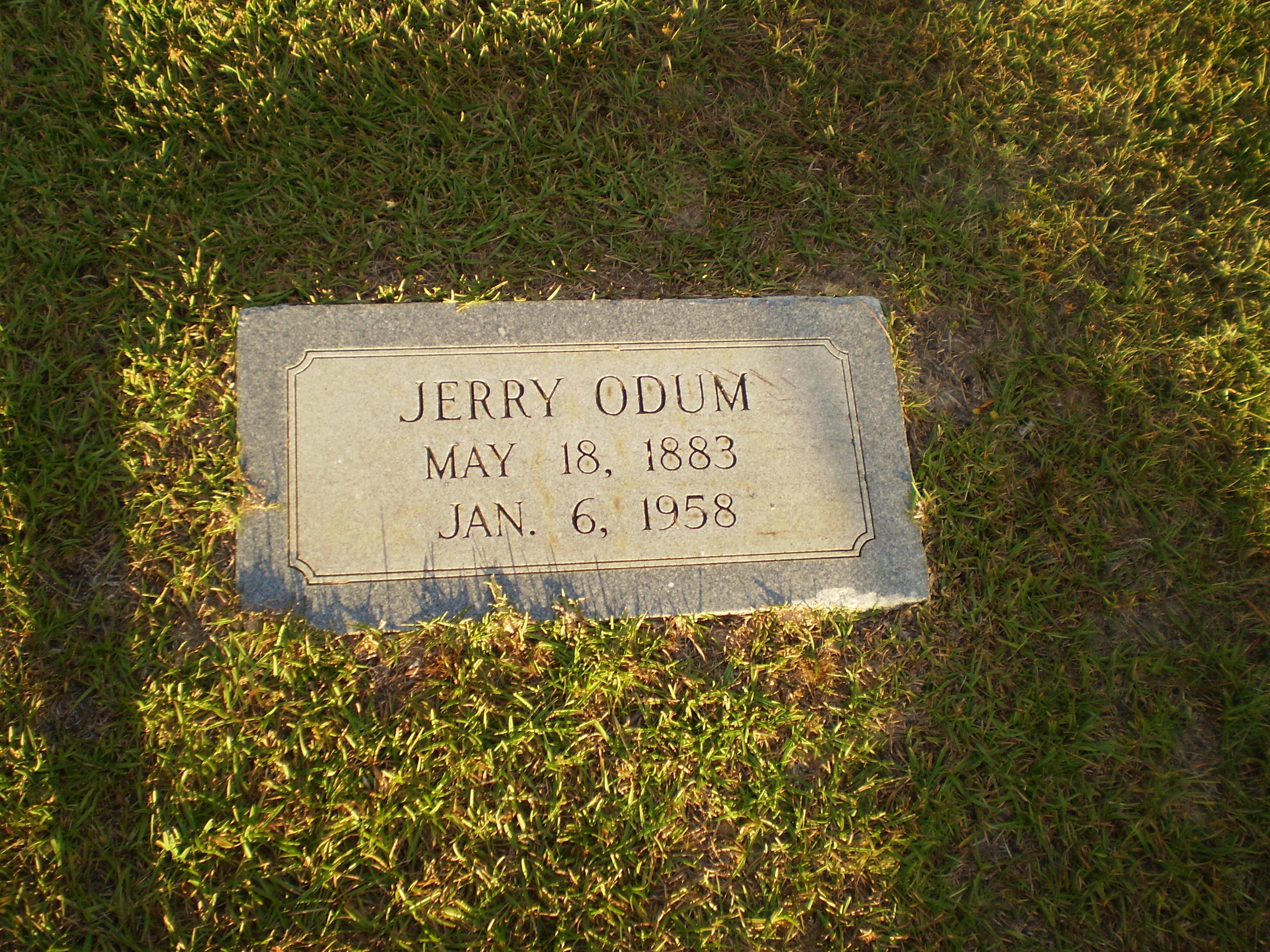 Jerry Odum