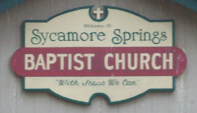 Sycamore Springs Cemetery