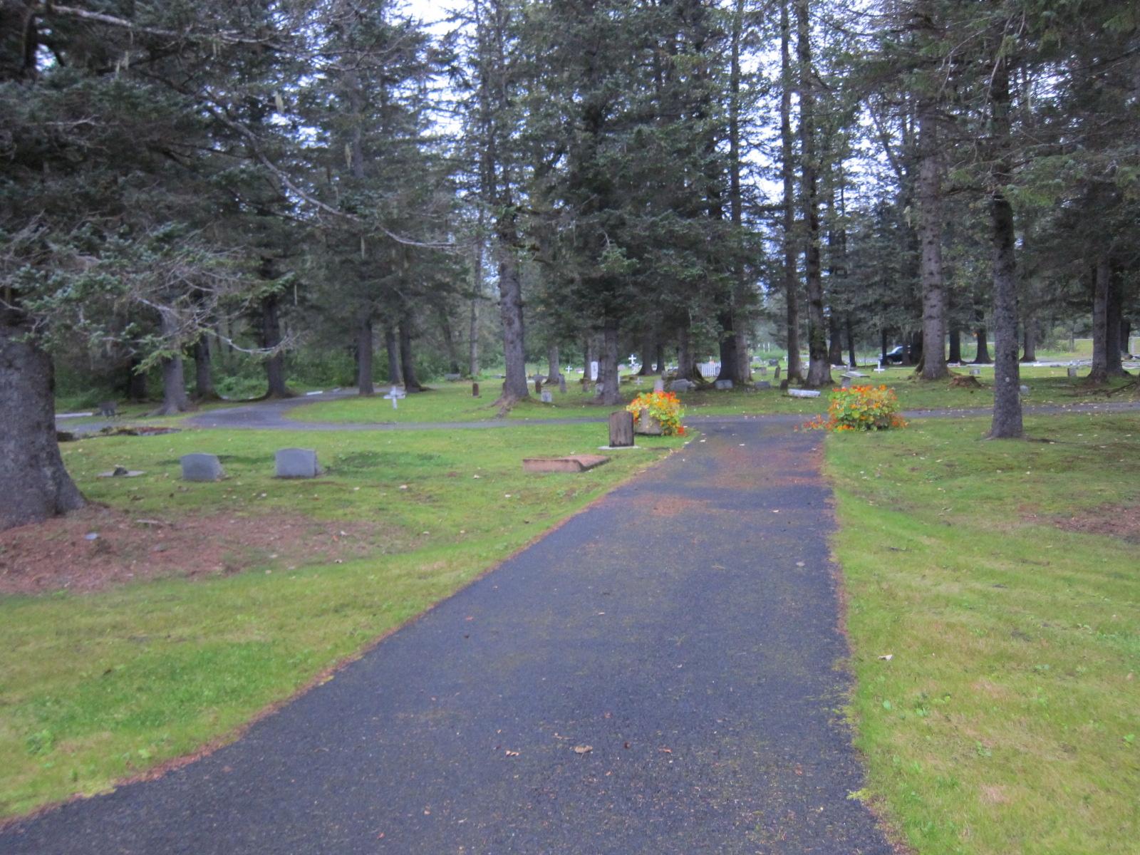 Valdez Memorial Cemetery