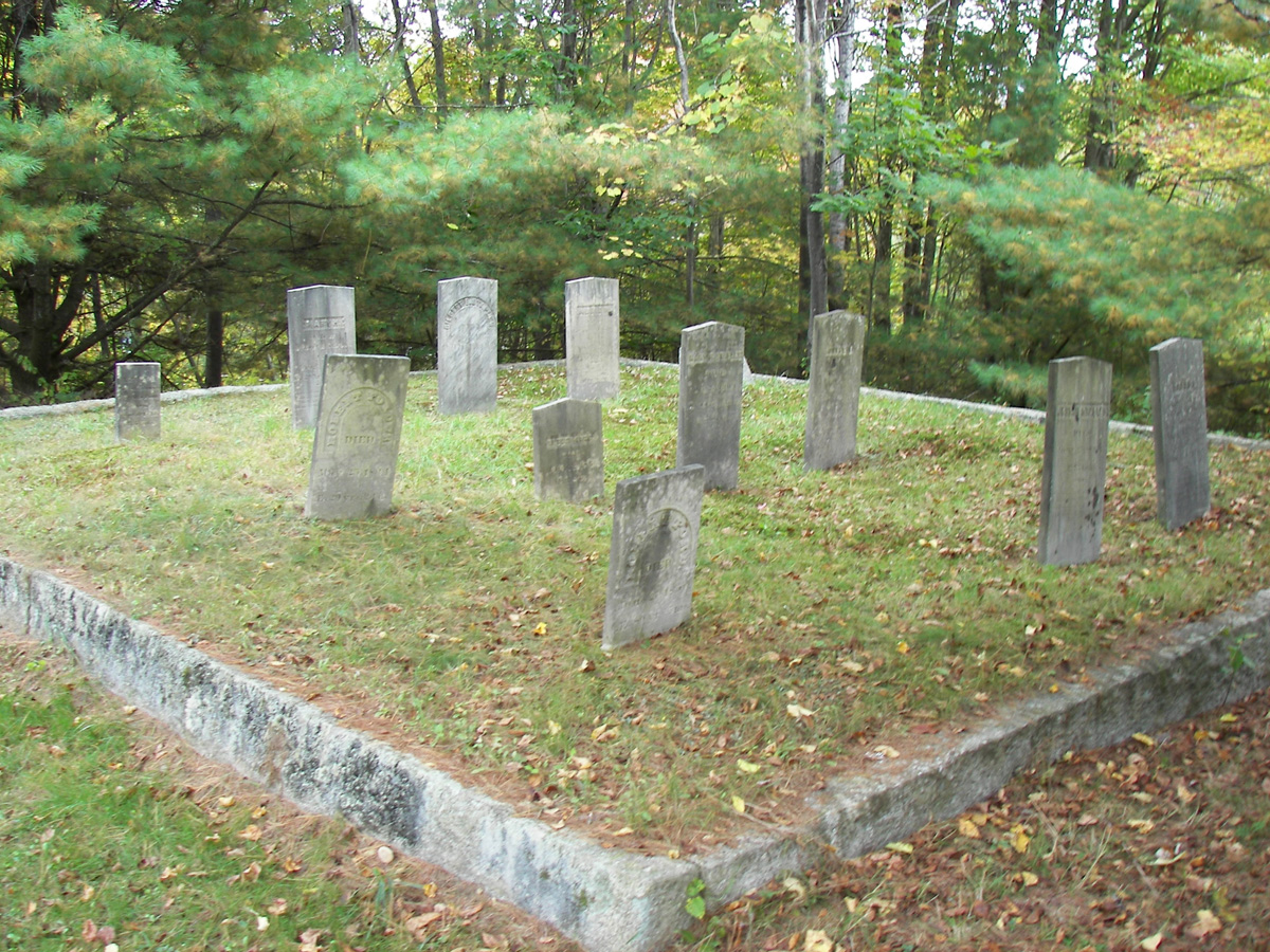 Staples Cemetery  137