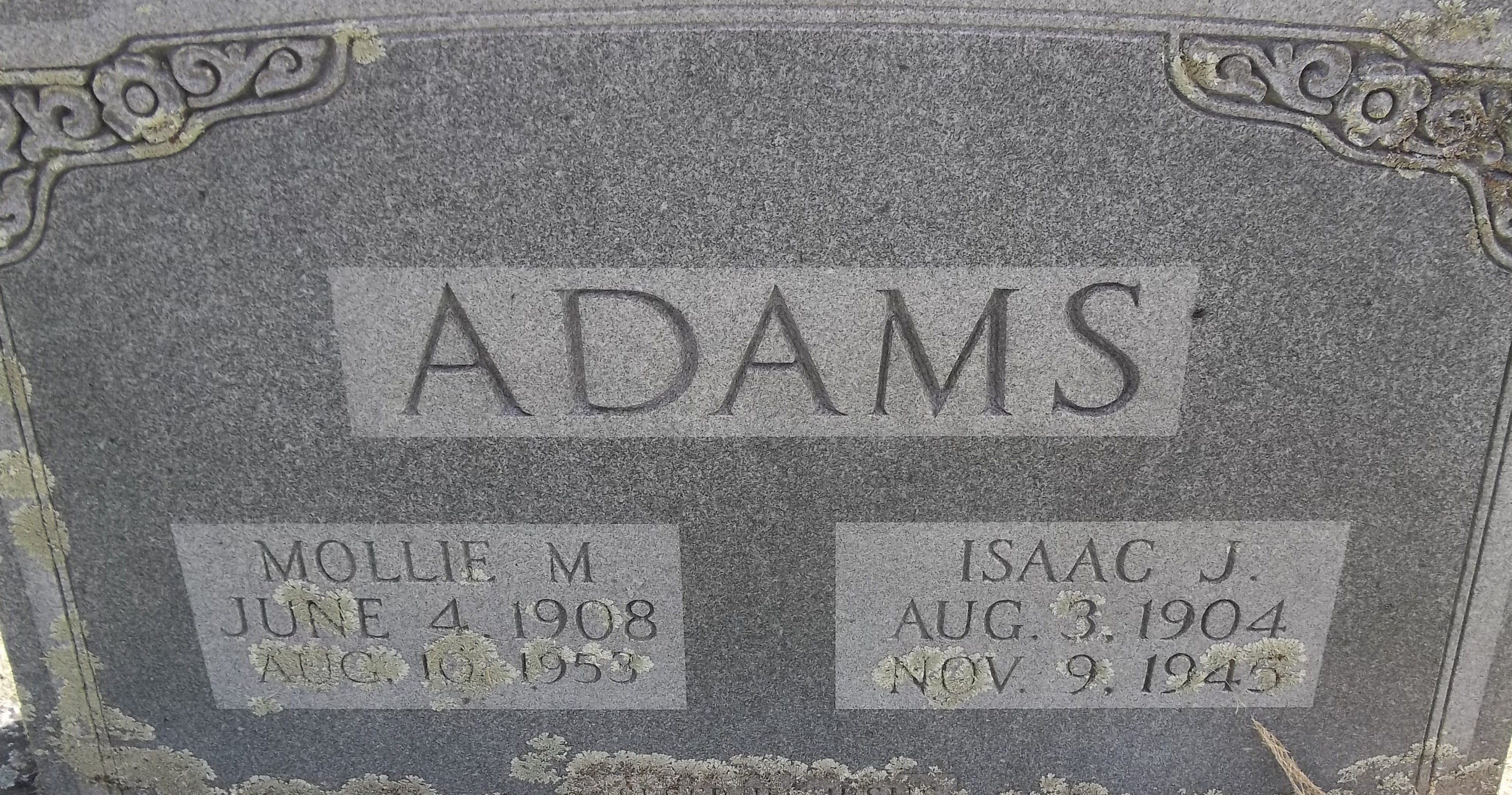 Mollie M. Adams