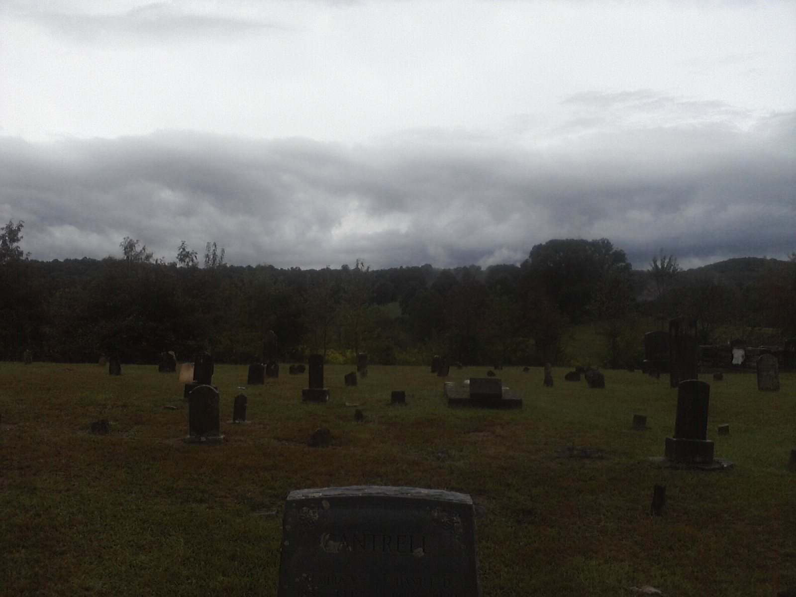 Nacoochee Baptist Church Cemetery