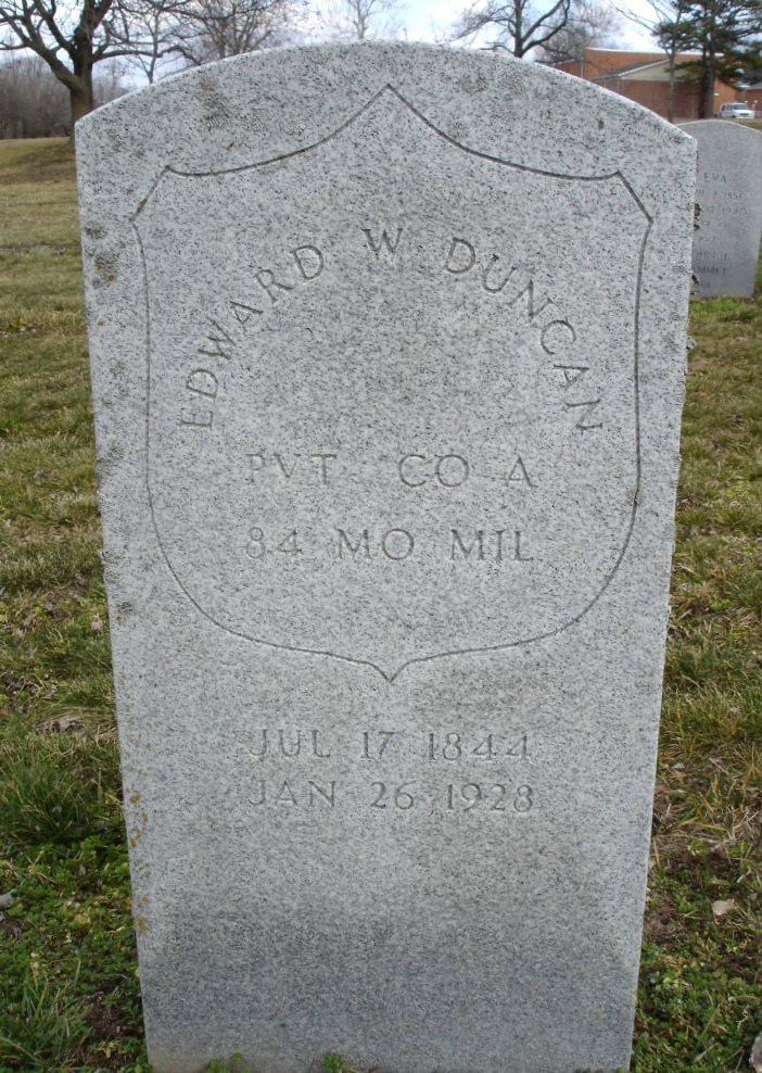 Edward W. Duncan