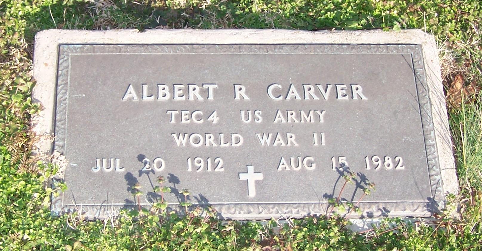 Albert R. Carver