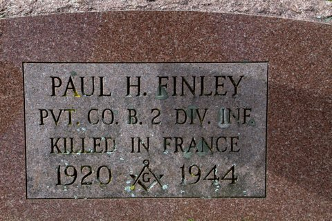 Paul H Finley