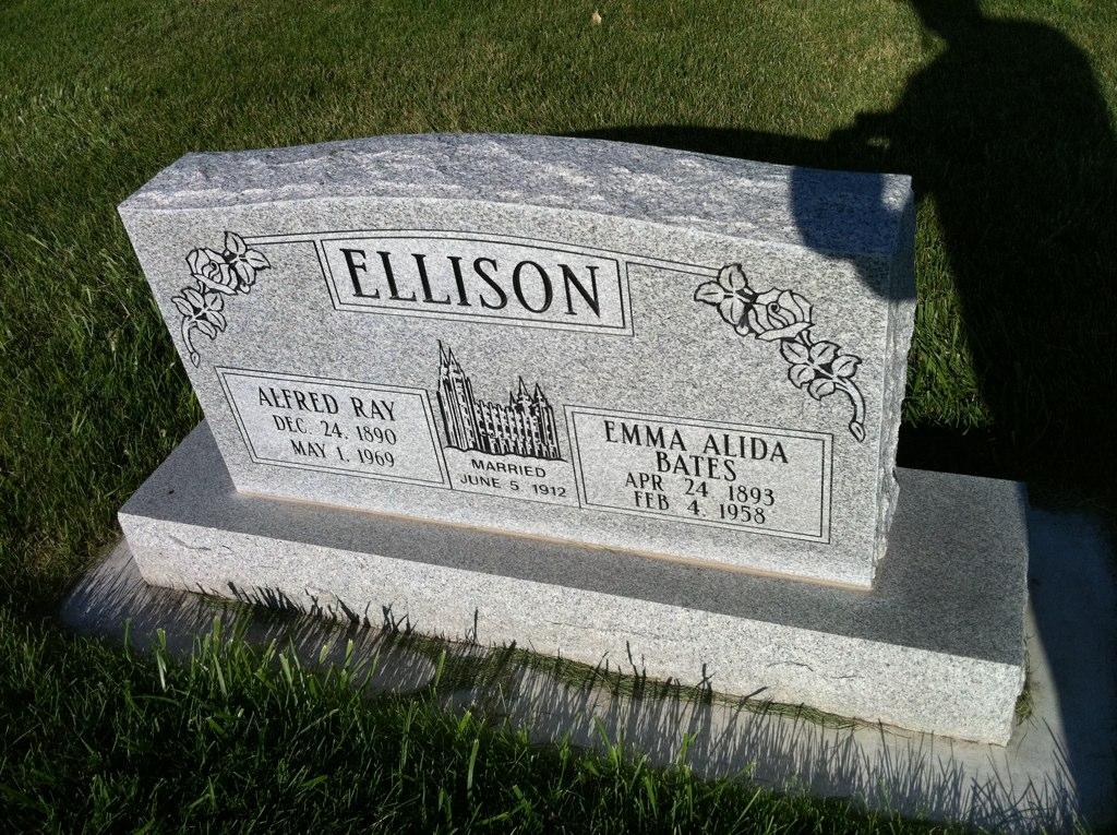 Alfred Ray Ellison