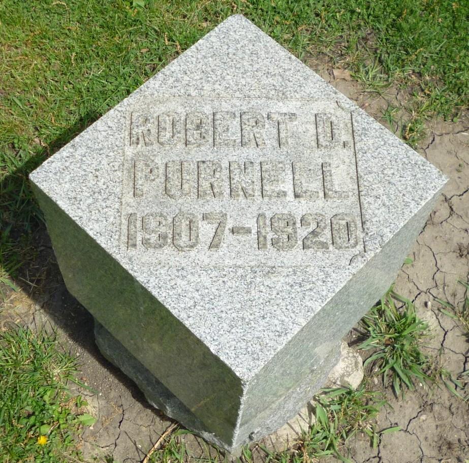 Robert D Purnell
