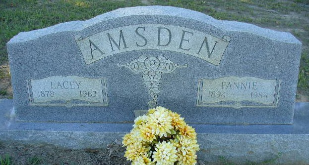 Fannie Easter <i>Kirby</i> Amsden