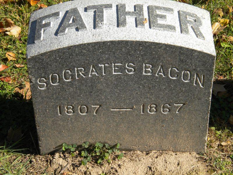 Socrates Bonaparte Bacon