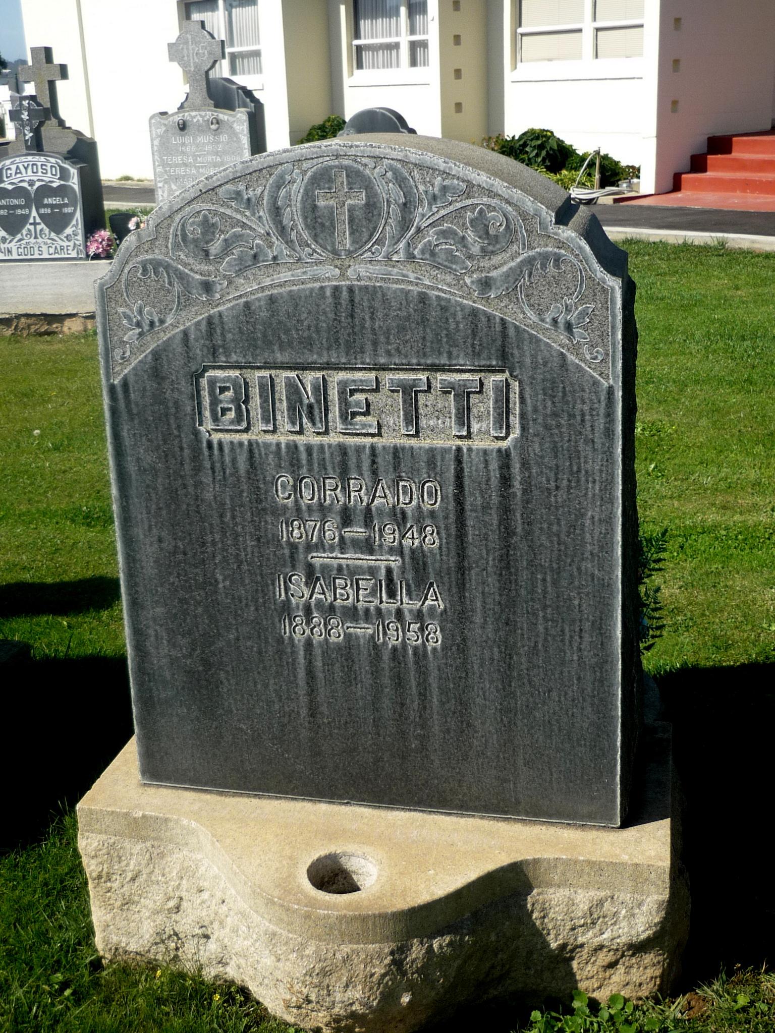 Corrado Binetti