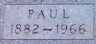 Paul Stolle, Jr