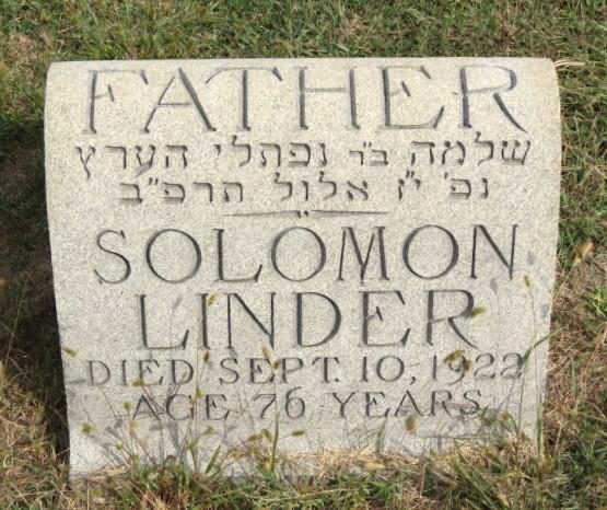 Solomon Linder