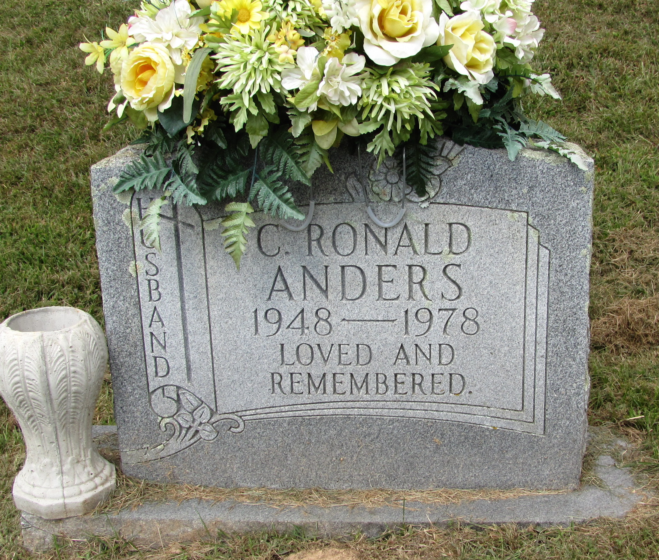 C Ronald Anders