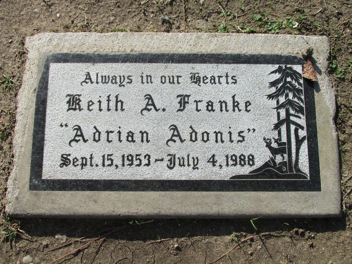 Adrian Adonis 1954 1988