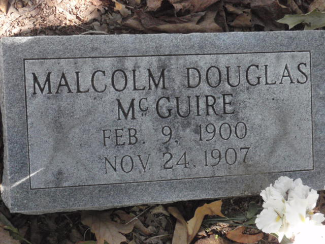 Malcolm Douglas McGuire
