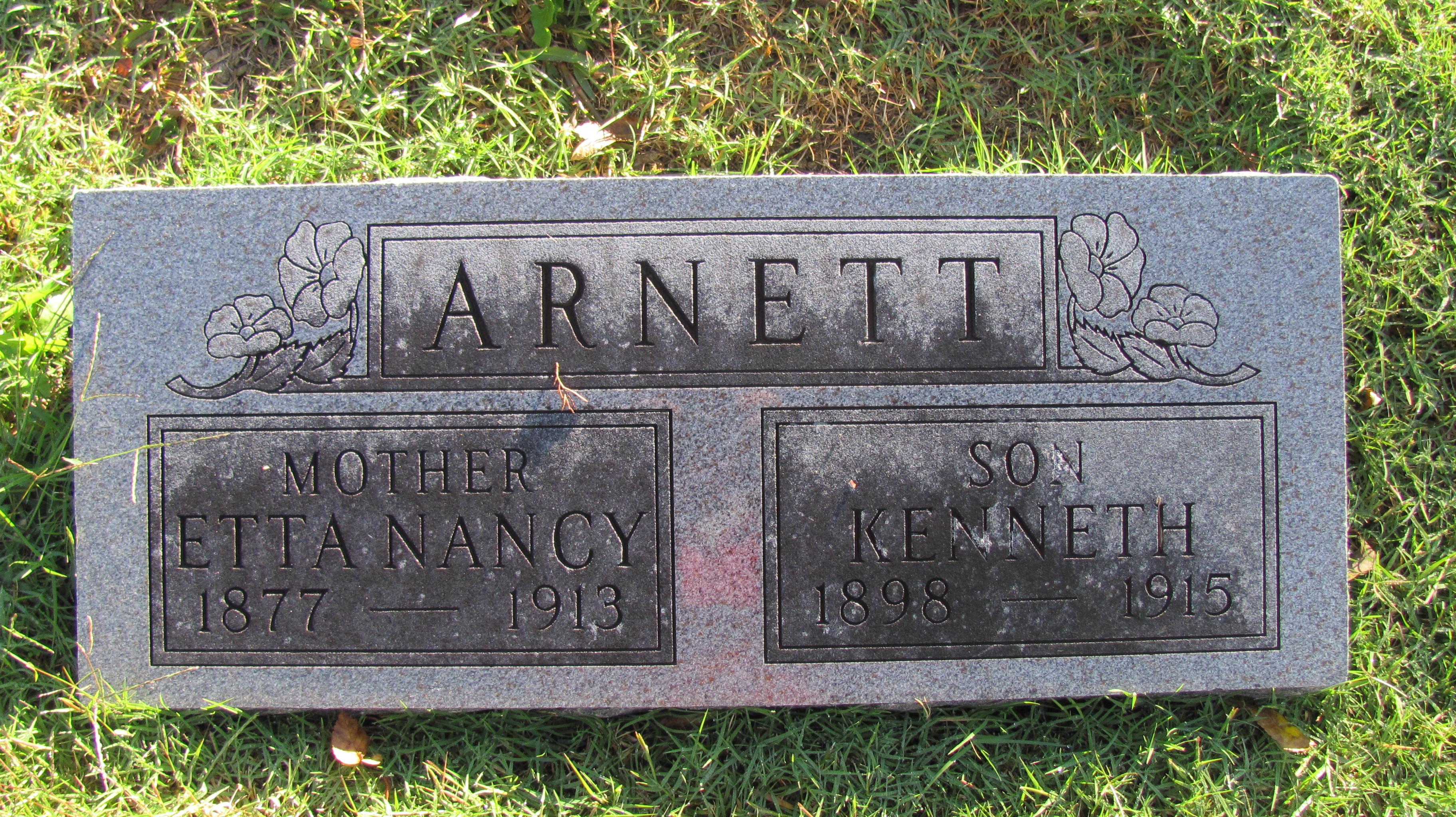Etta Nancy Arnett