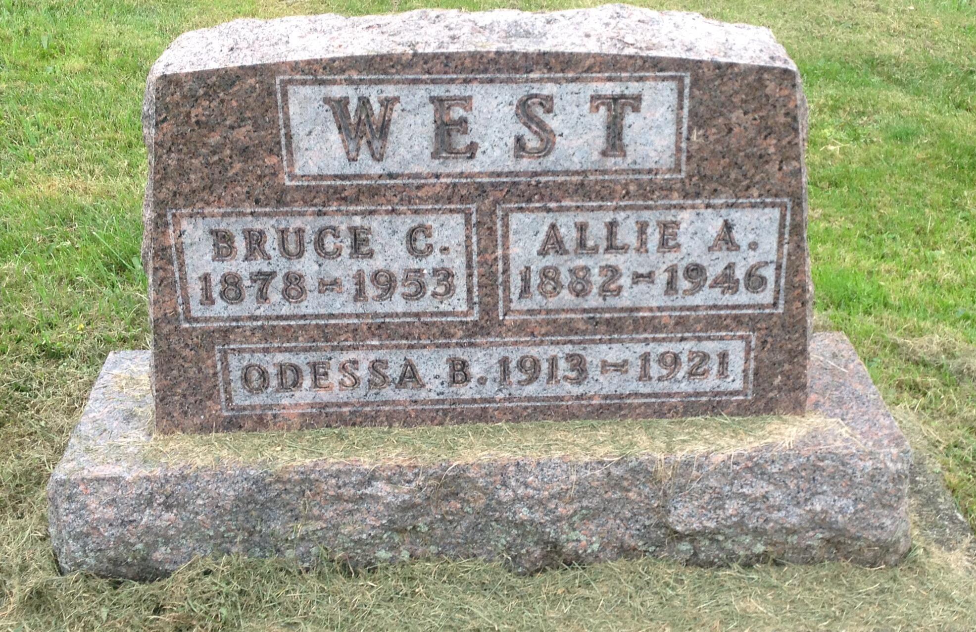 Bruce C. West