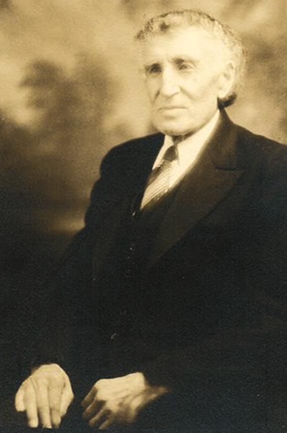 Frederick Otis Crane