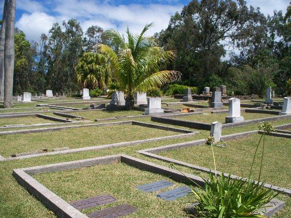 Makawao Cemetery
