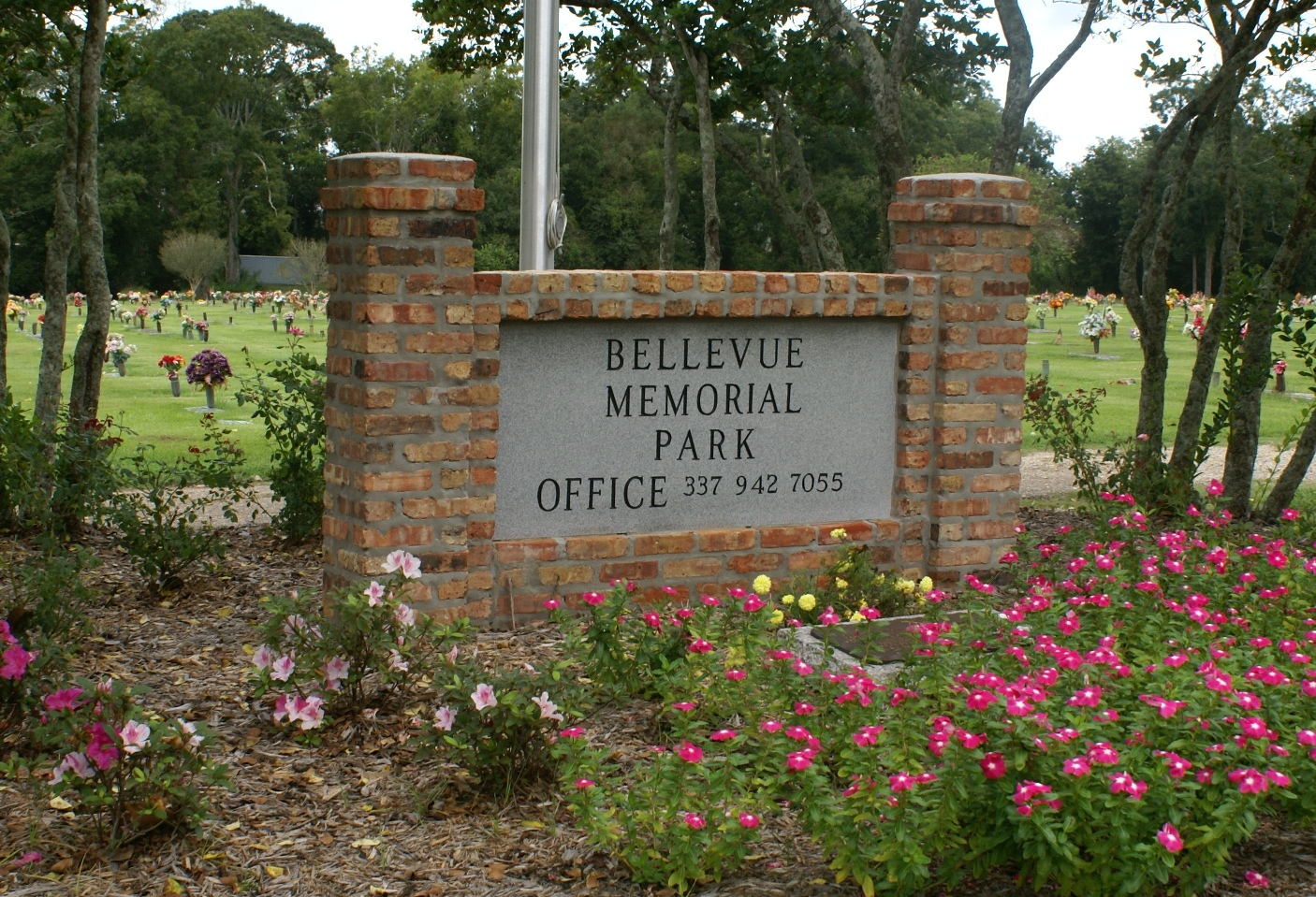 Bellevue Memorial Park in Opelousas, Louisiana - Find A Grave Cemetery