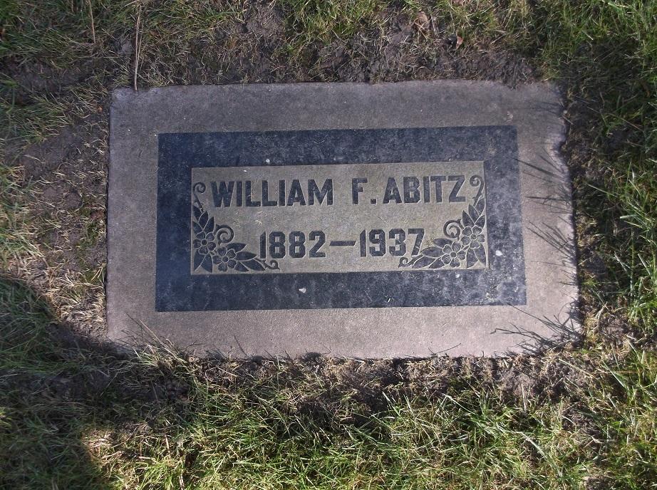 William F Abitz