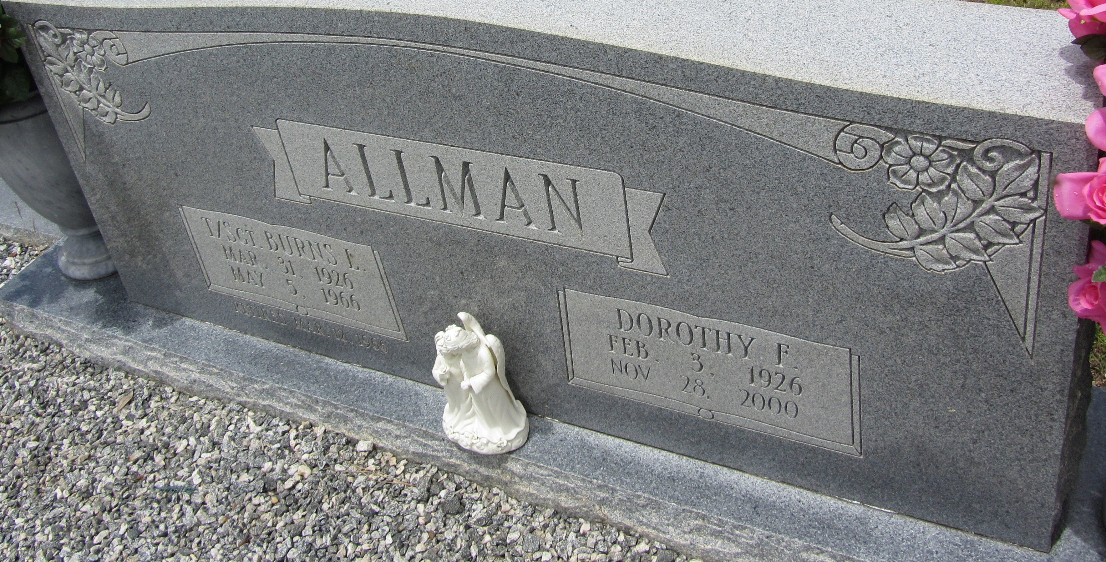 Burns L. Allman
